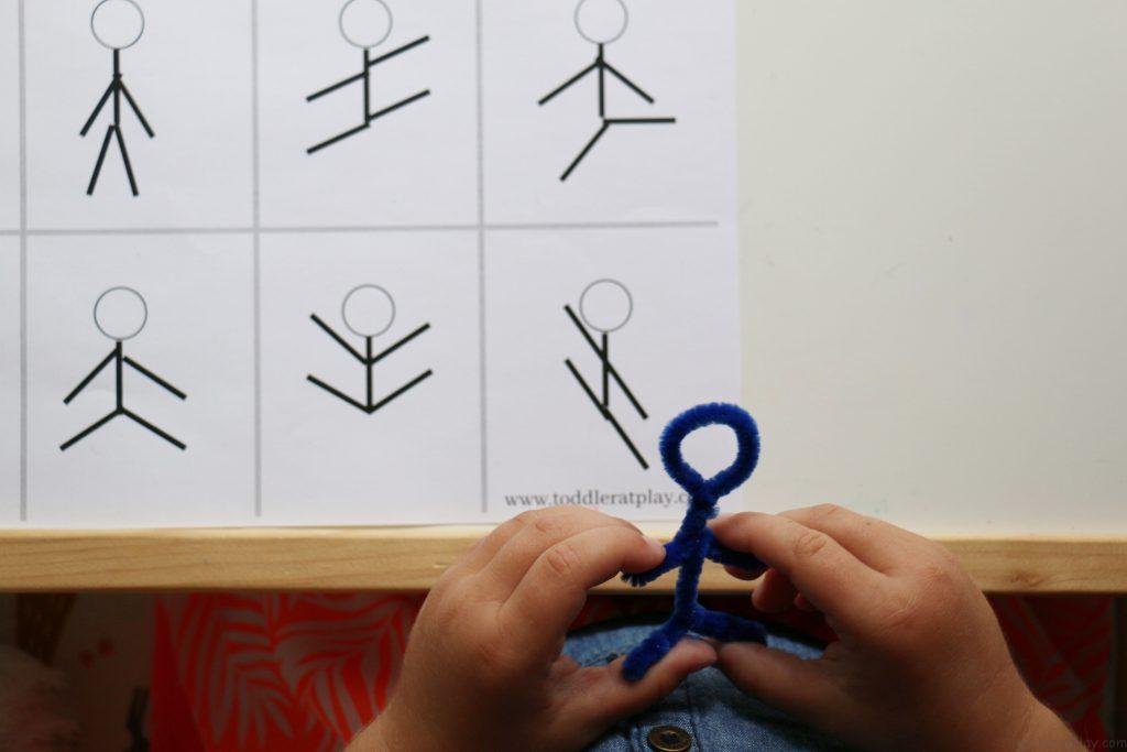 pipecleaner activity