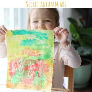 secret autumn art