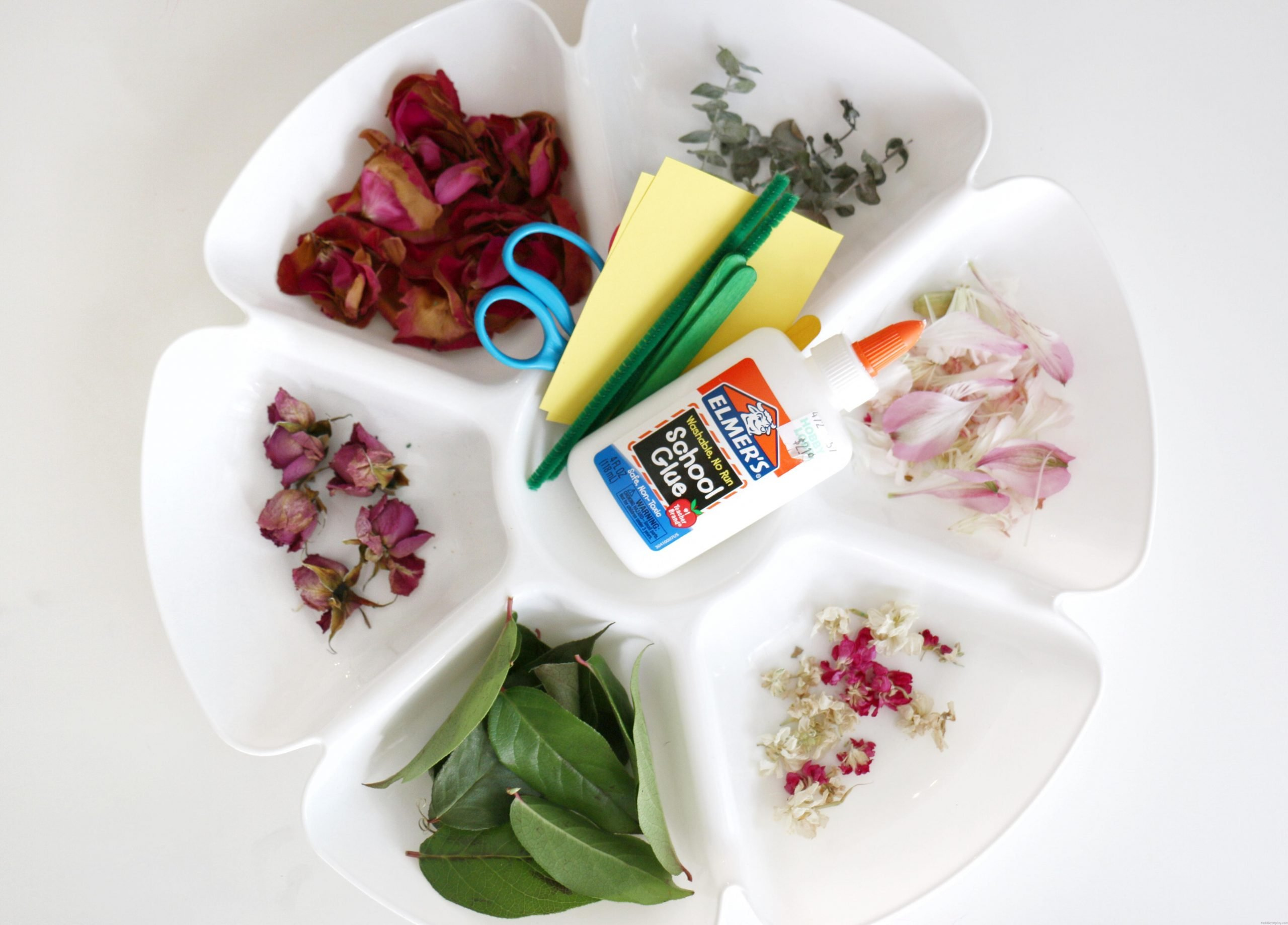 Creative Play Flower Tray