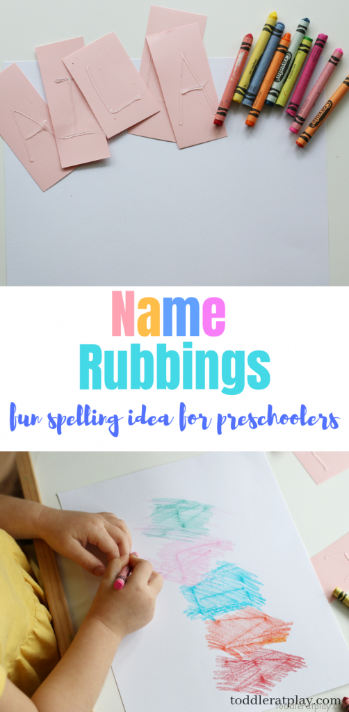 name rubbings