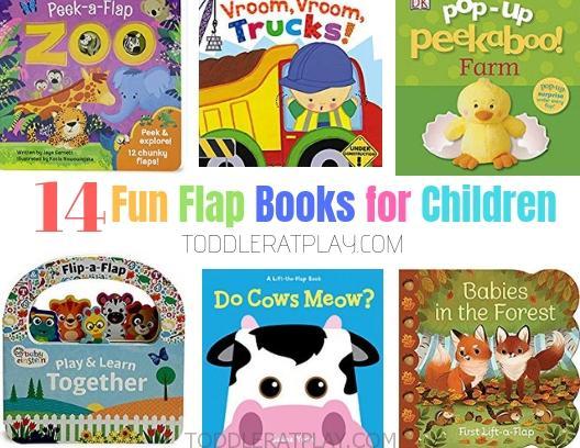 flap books