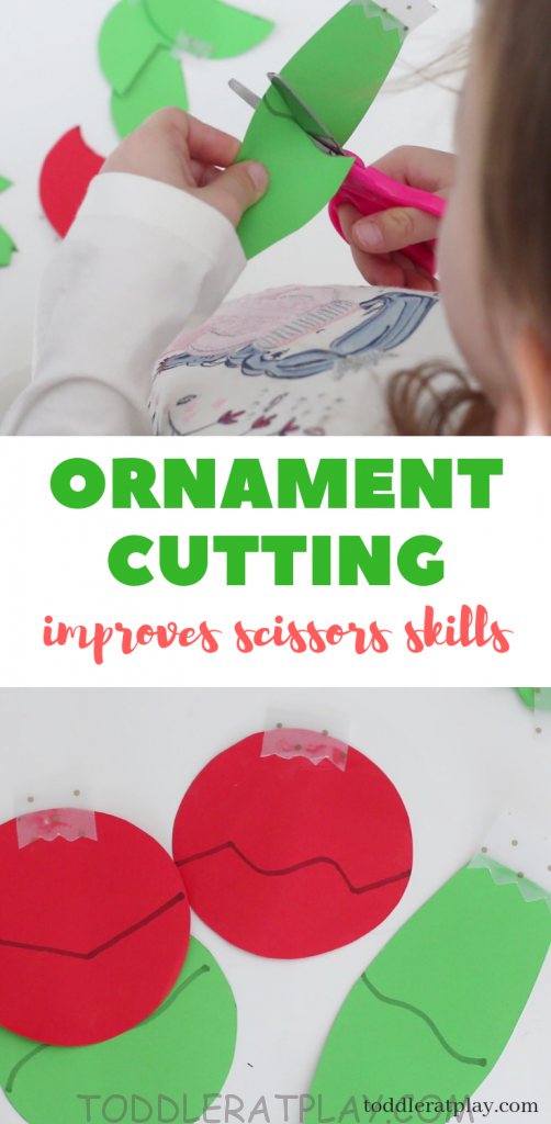 ornament cutting