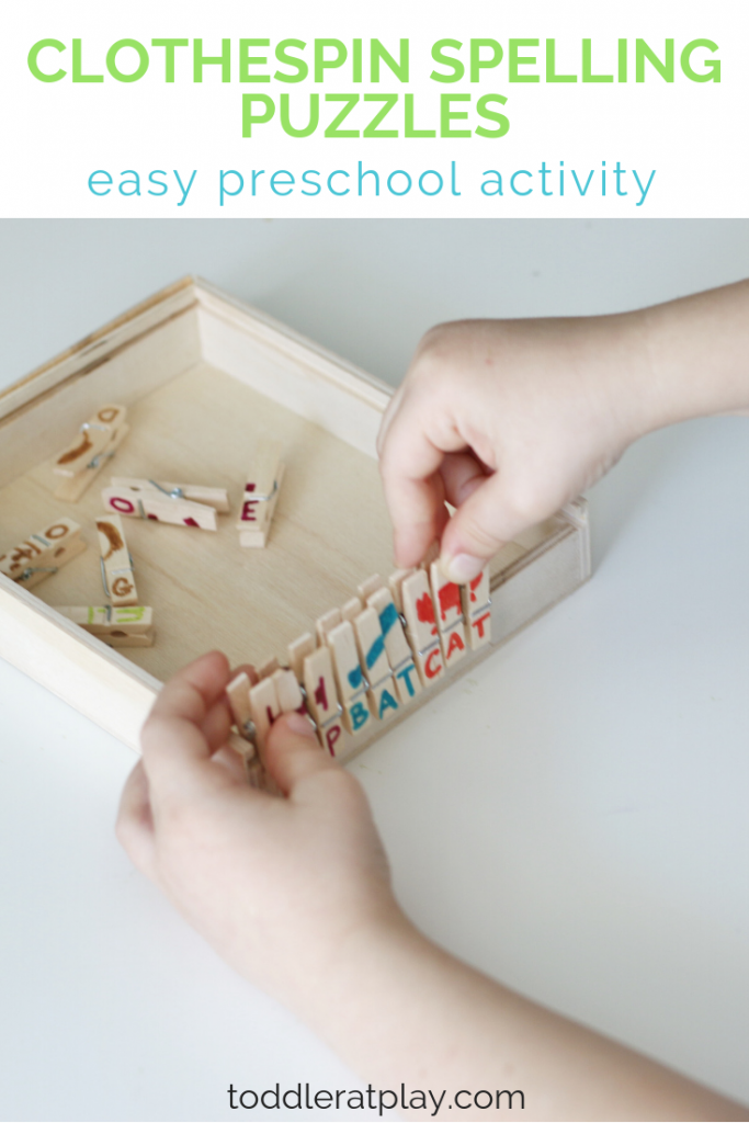 clothespin spelling puzzles- toddler at play (1)