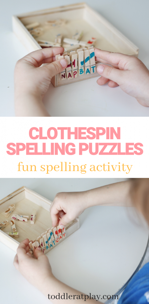 clothespin spelling puzzles- toddler at play (2)