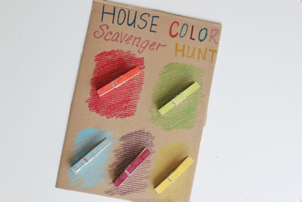 house color scavenger hunt- toddler at play (6)