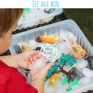 ice age bin (7)- toddler at play