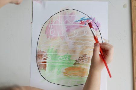 secret easter egg art - toddler at play (4)