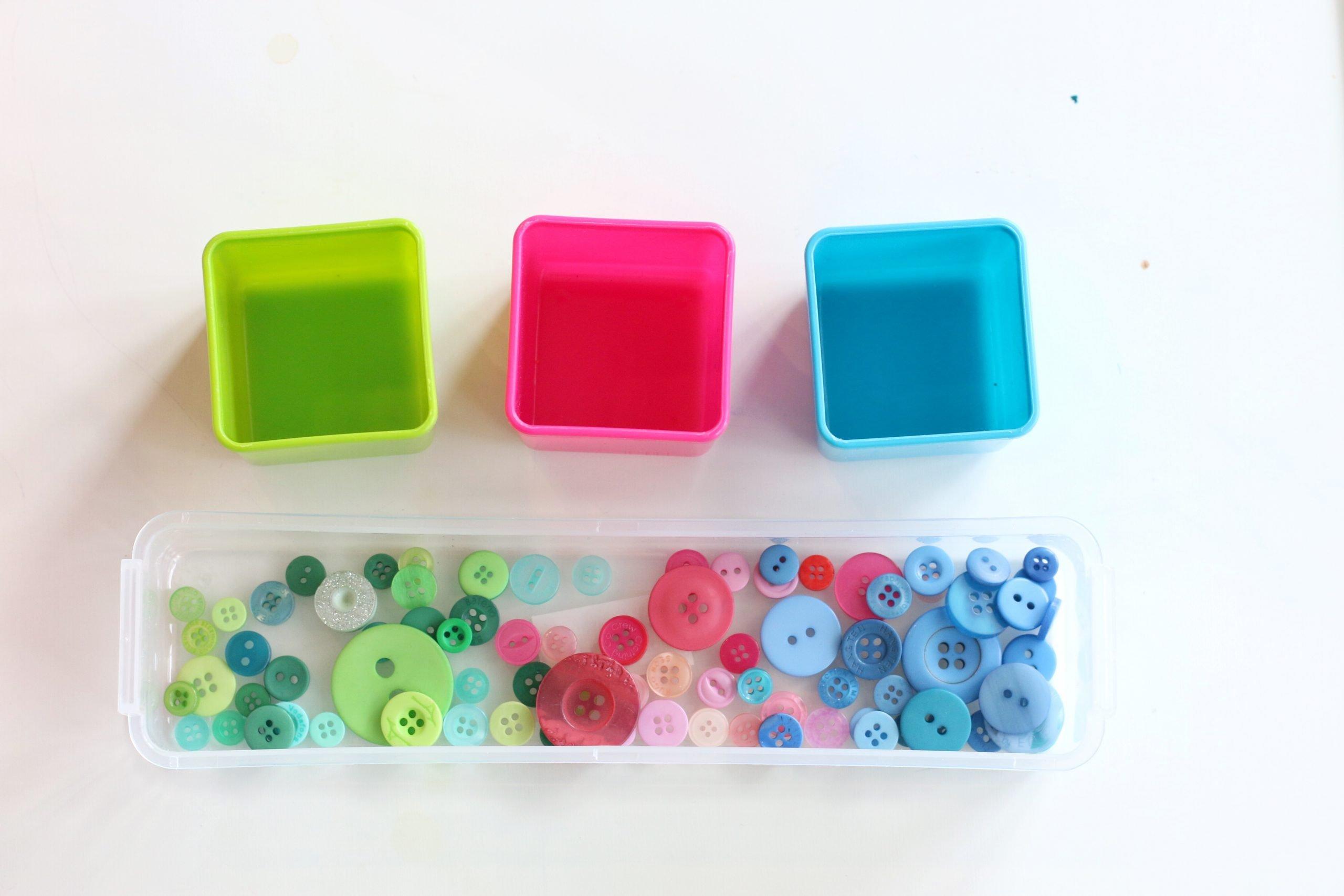 Button Color Sort