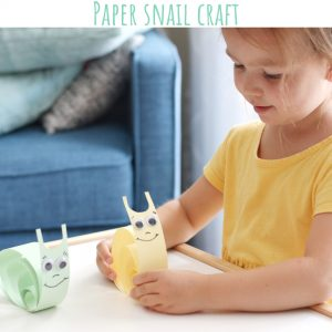 paper snail (6)- toddler at play
