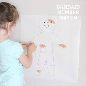 bandaid number match- toddler at play (1)