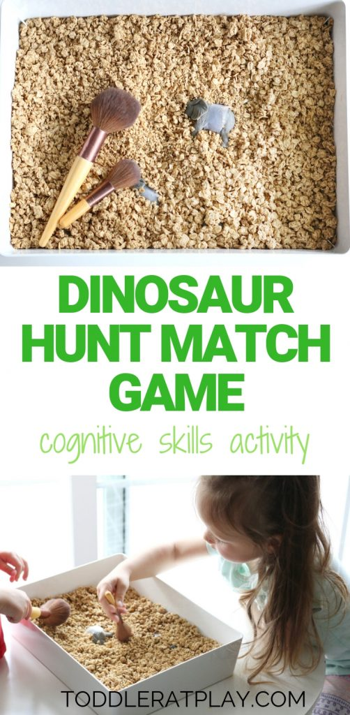 dinosaur hunt match game- toddler at play (8)