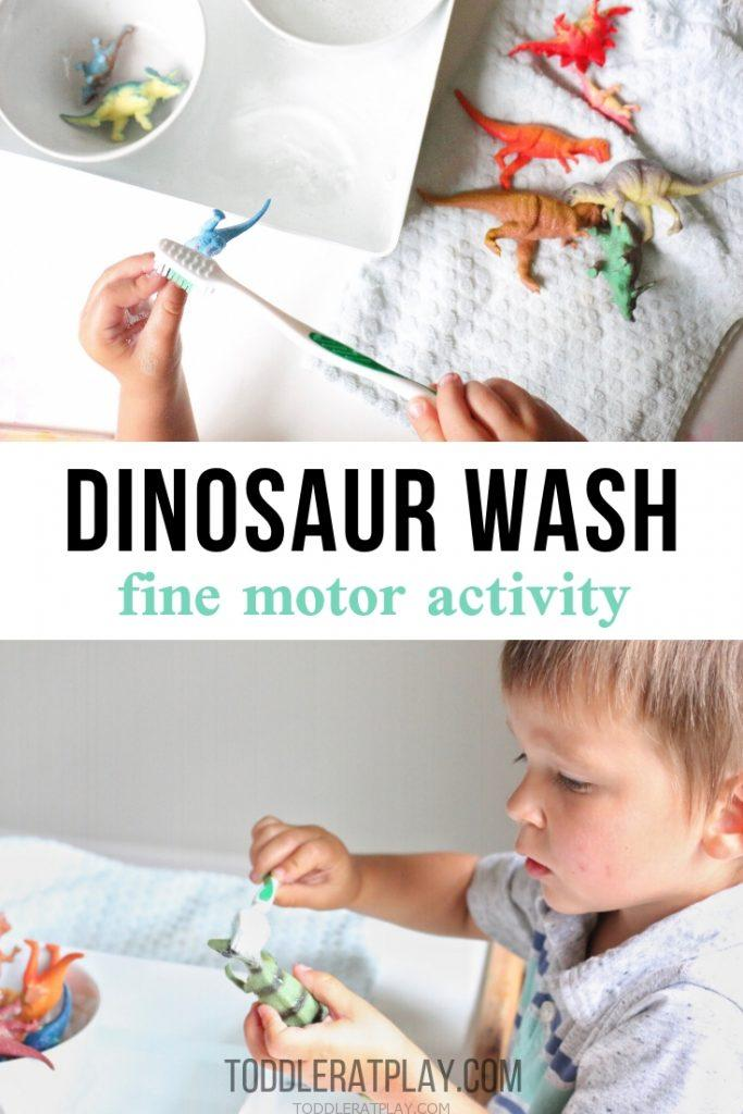 dino wash- toddler at play (5)