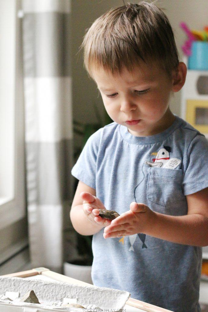 my rock collection activity- toddler at play (5)
