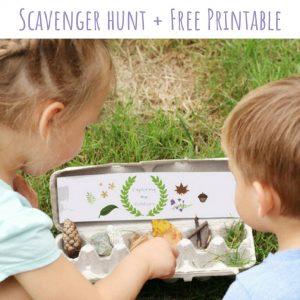 nature hunt activity- toddler at play (9)