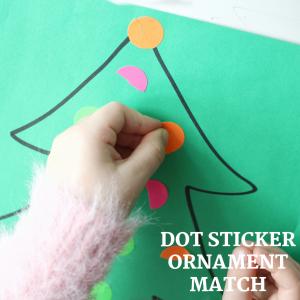 dot sticker ornaments match (4)