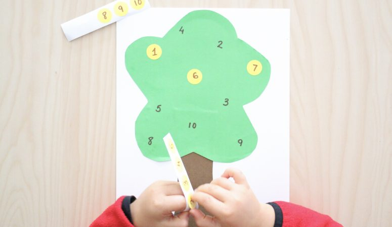 Apple Tree Number Match