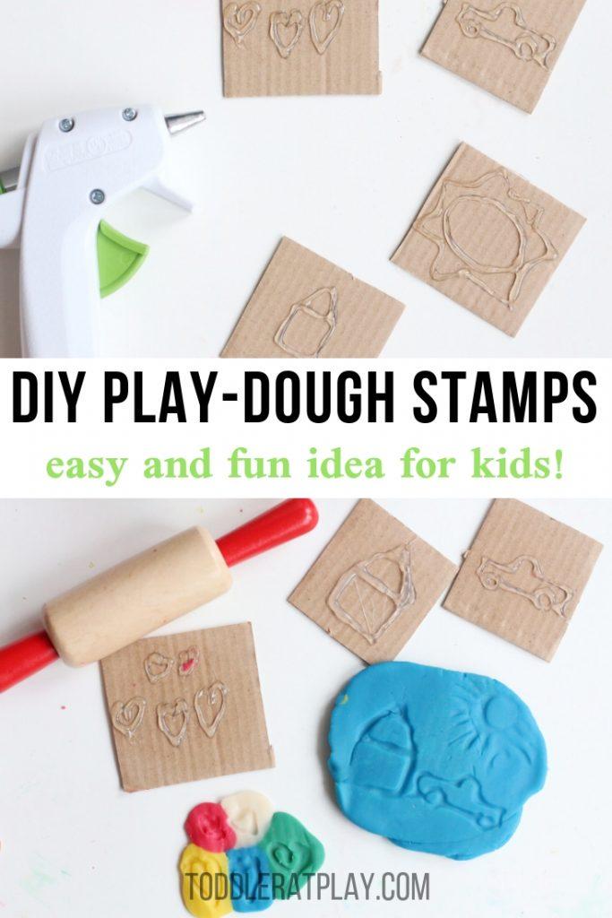 diy play-dough stamps- toddler at play (6)