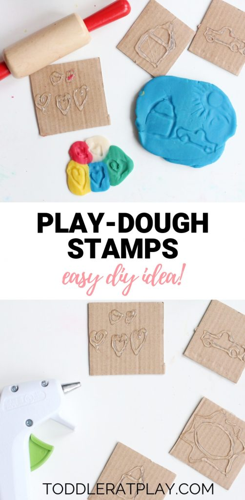 diy play-dough stamps- toddler at play (6)