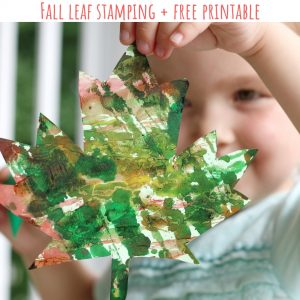 fall leaf stamping (1)