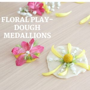 floral play-dough medallions- toddler at play (18)