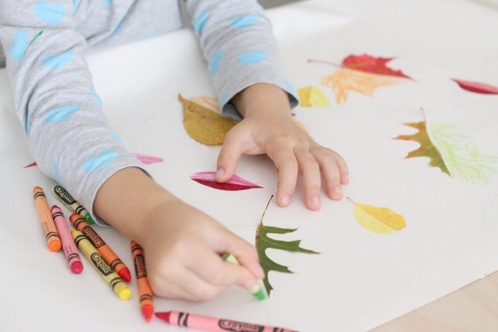 leaf symmetry- toddler at play (1)