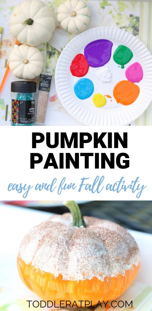 pumpkin painting- toddler at play (1)
