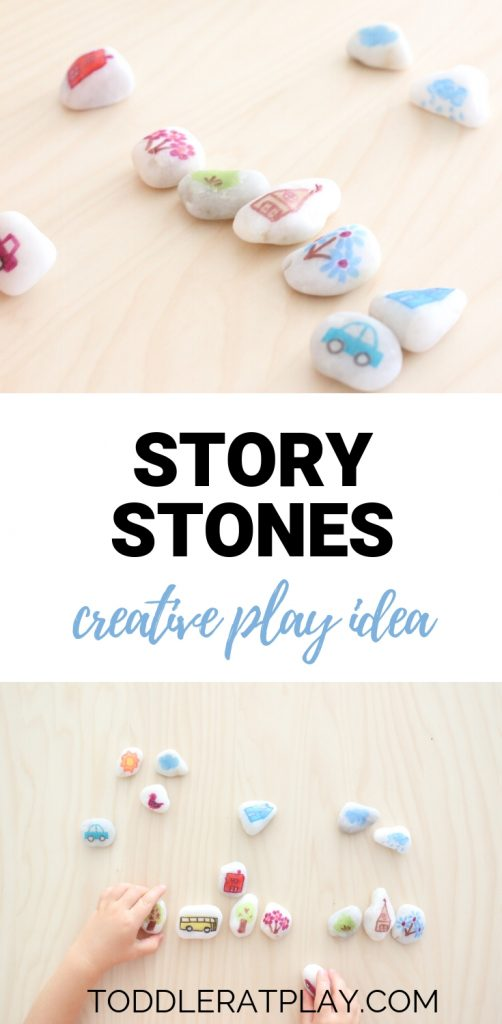 story stones activity- toddler at play (1)