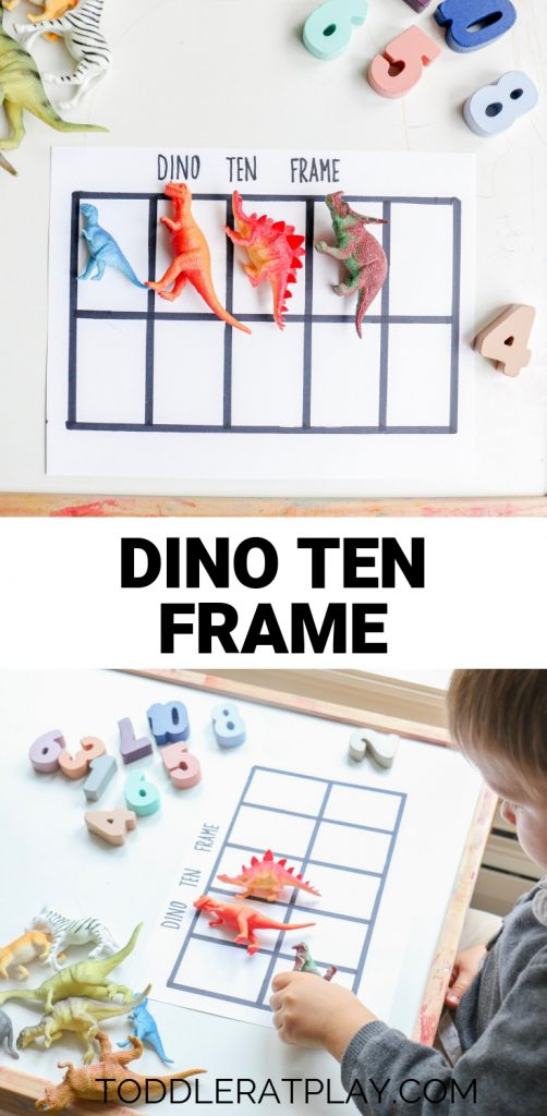 dino ten frame- toddler at play (2)