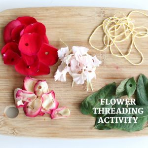 flower threading activity- toddler at play (3)