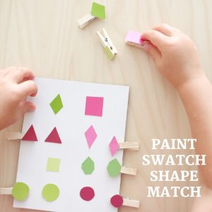 paint swatch shape match- toddler at play (17)