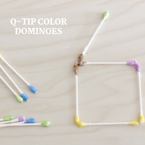 q-tip color dominoes- toddler at play (5)