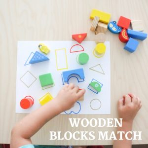 wooden blocks match- toddler at play (11)