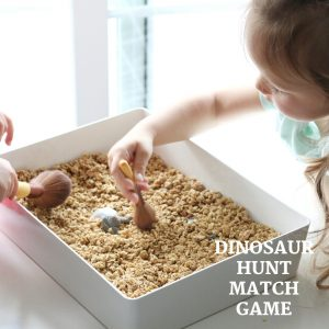 dinosaur hunt match game- toddler at play (11)