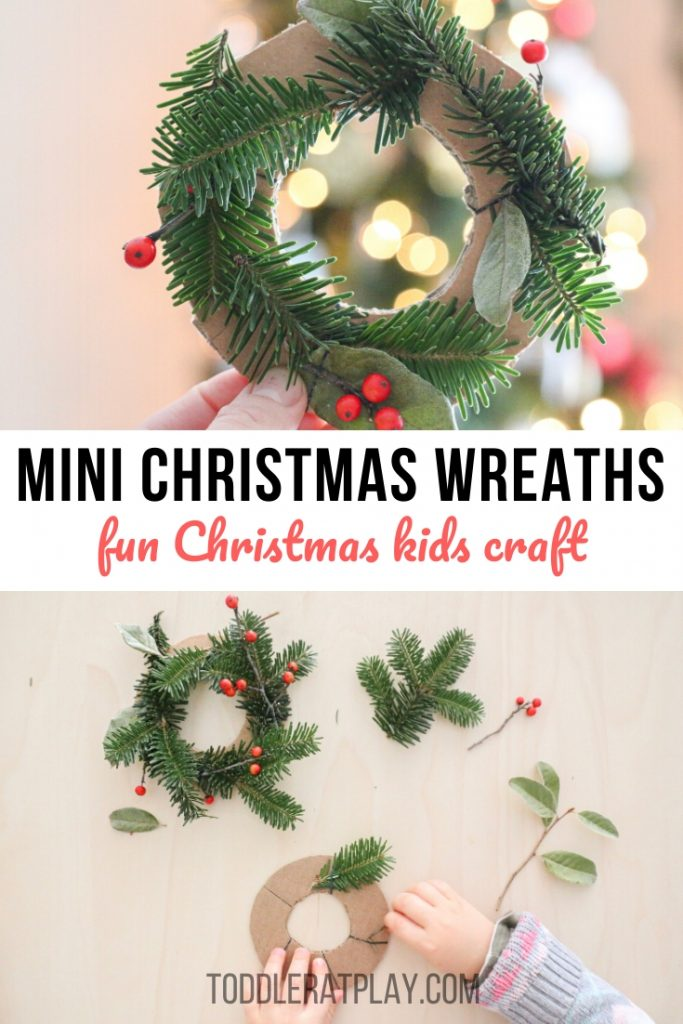 mini christmas wreaths- toddler at play (5)