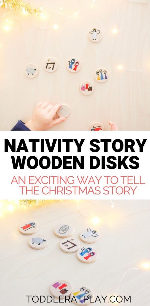 nativity story wooden disks- toddler at play (3)
