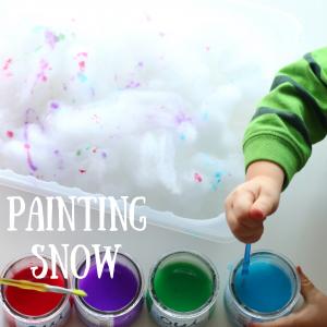 painting snow (2)