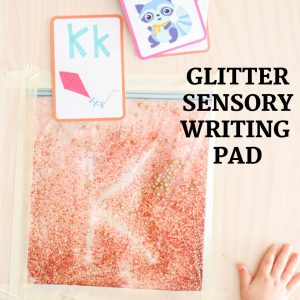 glitter sensory writing pad- toddler at play (14)