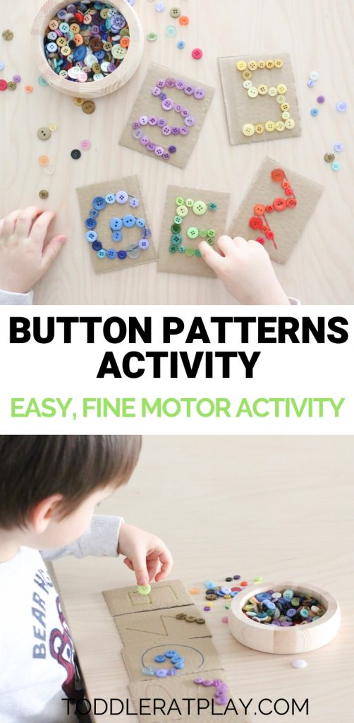 button patterns activity - toddler at play (2)