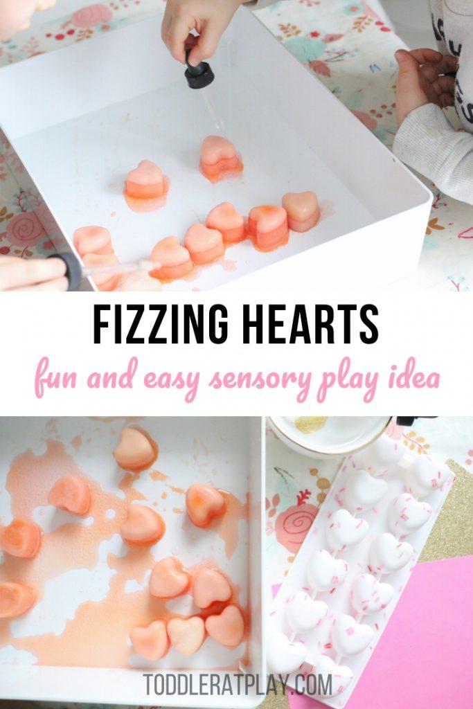 fizzing hearts