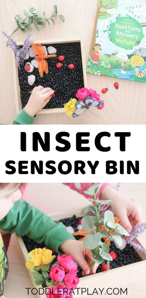 insect sensory bin- toddler at play (2)