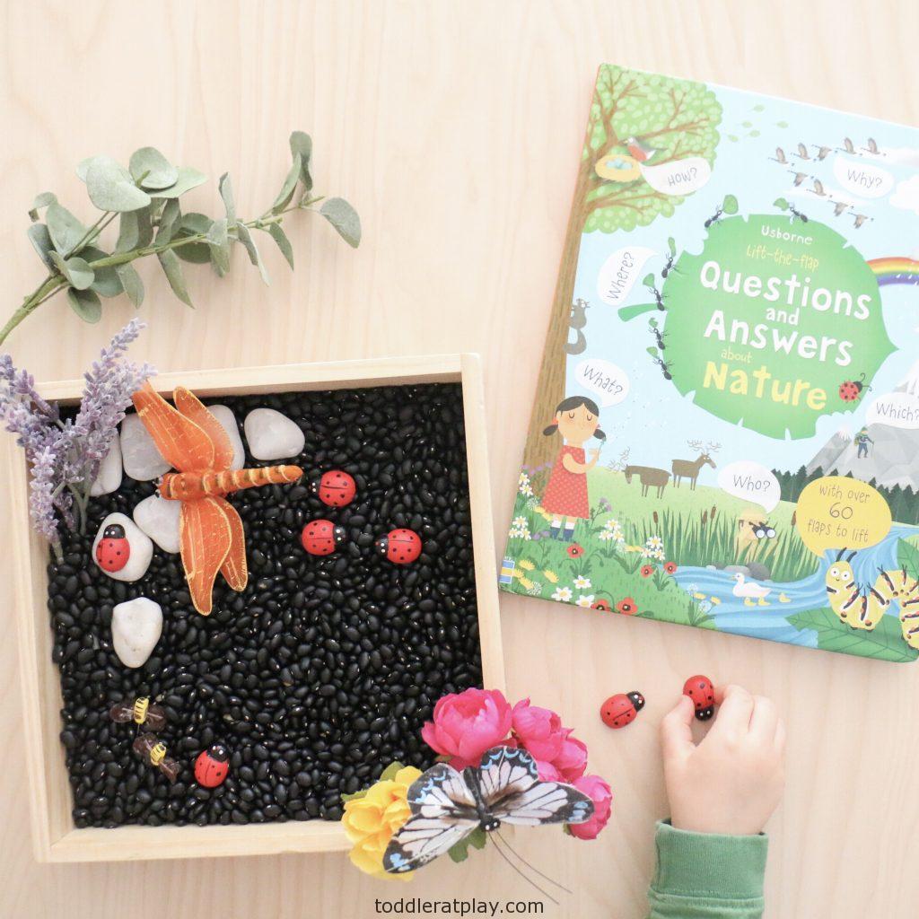 insect sensory bin- toddler at play (4)