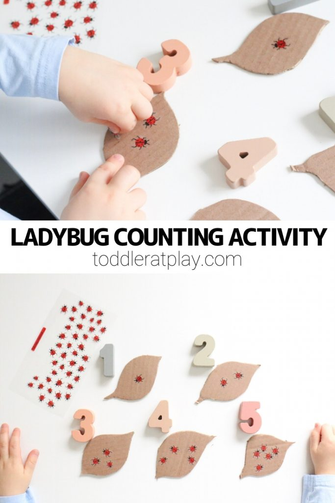 ladybug counting activity - toddler at play (4)