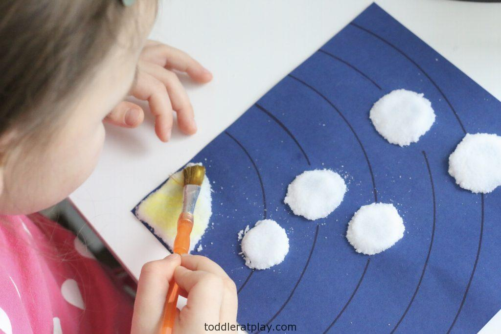 watercolor solar system- toddler at play (3)