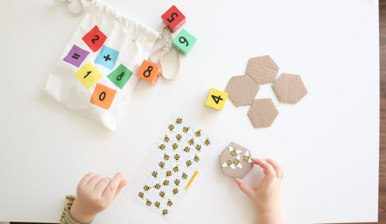 Bee Counting Activity