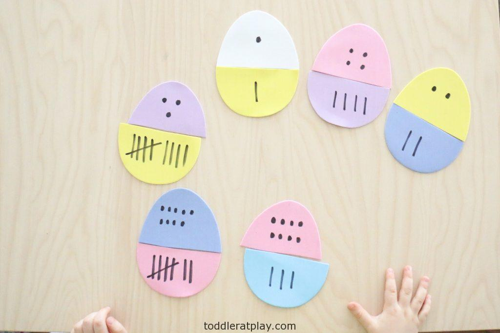 egg number match- toddler at play (6)