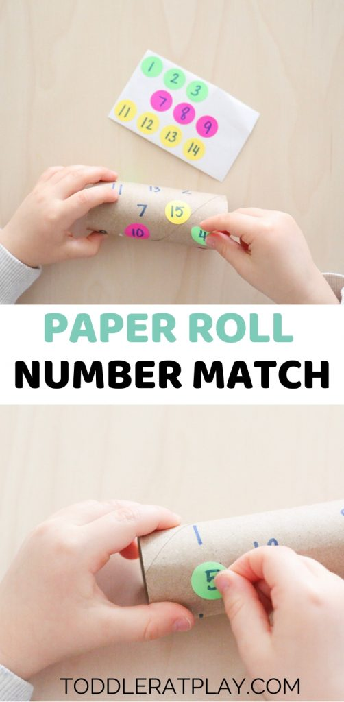 paper roll number match- toddler at play (2)